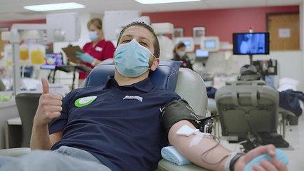 Sharpe + Red Cross