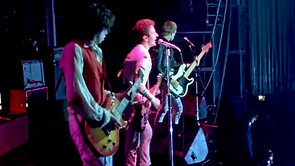 The Clash • (White Man) In Hammersmith Palais • Live at the Glasgow Apollo • 4 July 1978