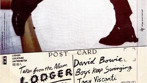 David Bowie • Boys Keep Swinging • Tony Visconti 2017 Remix • 1979