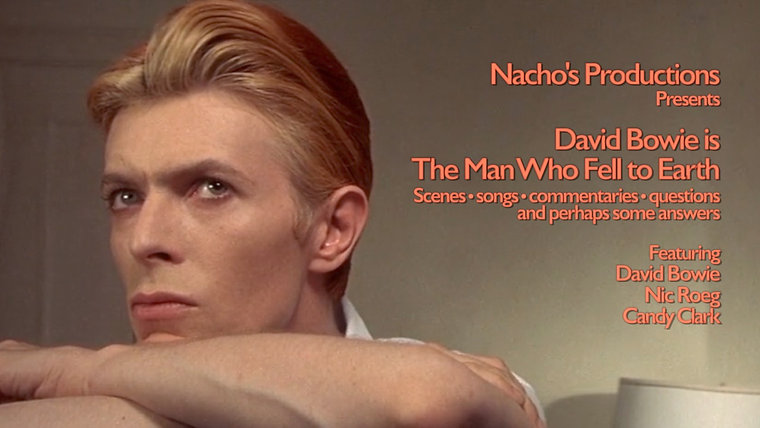 David Bowie is The Man Who Fell to Earth • Redux • Documentary • 2021