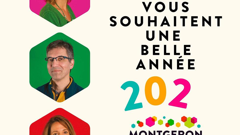 Belle année 2021 solidaire et citoyenne !