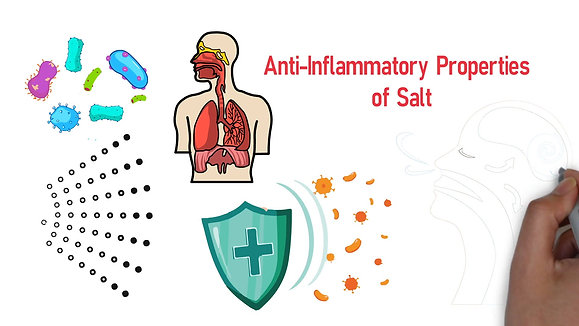 Salt Therapy Immune System The Healing Room