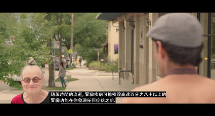 Chinese Subtitles - Short