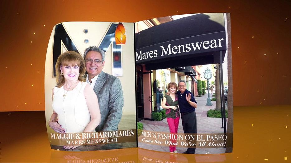 Mares Menswear - 2019/2020