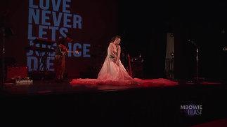 MBowie & The Blast  - Michael's Dream feat. dancer Shanna Lim