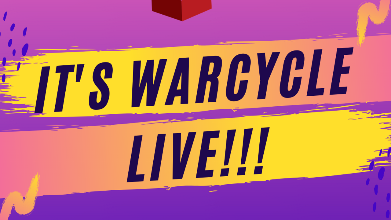 WARcycle Live Ride