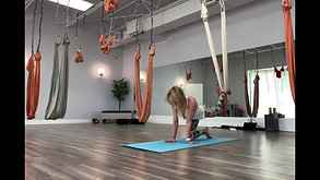 Using the AntiGravity Yoga Hammock in Your Handstand Practice