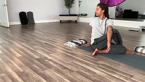 Gentle Yoga Flow with Jahmaal 3-24-2020