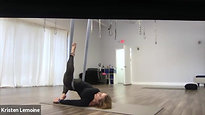AntiGravity Restorative Yoga - Live Recording from 5-12-2020