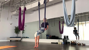 Aerial Yoga 203 3-26-2020