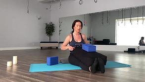 Yin Yoga with Heather 3-17-2020