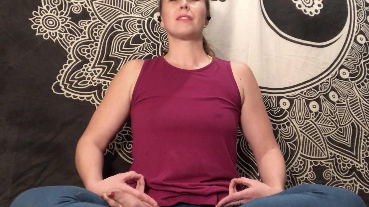 Pelvic Floor Meditation