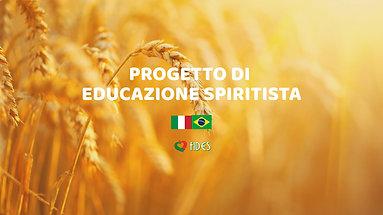 Progetto di Educazione Spiritista II