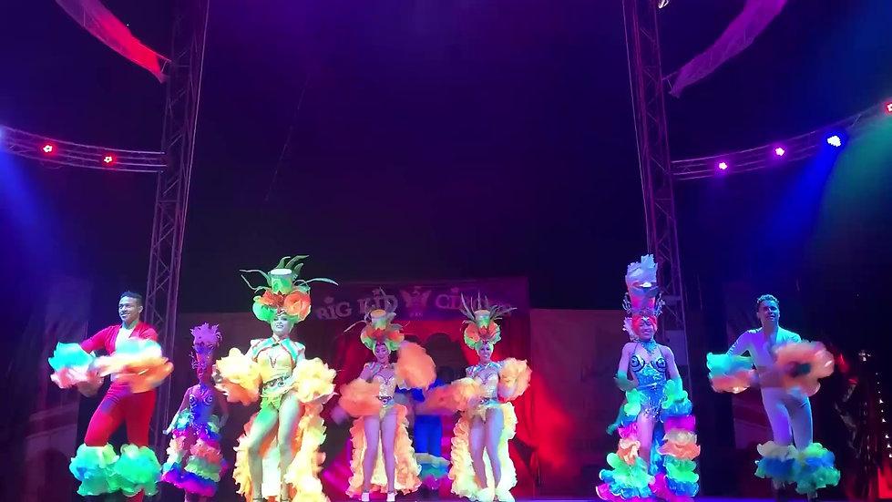 Circus De Cuba Full show