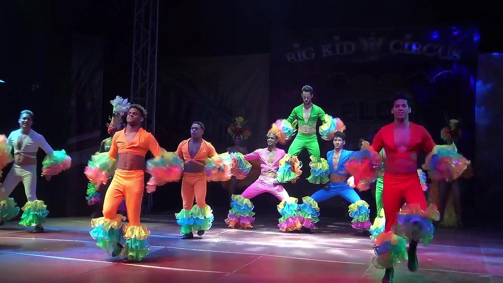 Circus De Cuba Second half