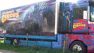 Planet Circus Promo