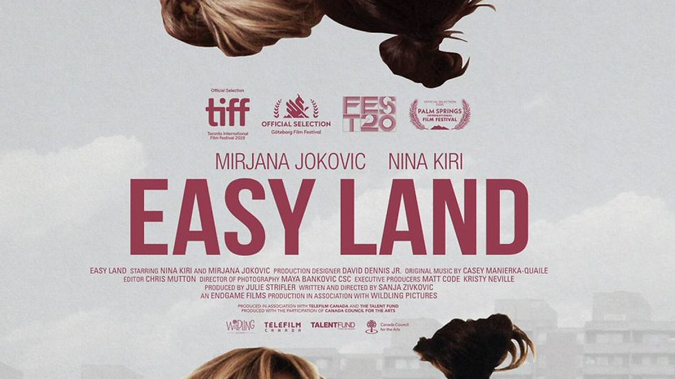 Easy Land (feature)