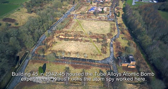 Rhydymwyn Valley Works Top Secret WWII Facility (Vimeo Vid)