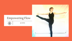 Empowering Flow (60 mins)
