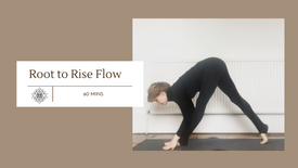 Root to Rise Flow