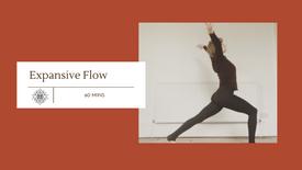 Expansive Flow (60 mins)