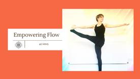 Empowering Flow