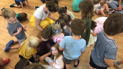 Camelot Preschool Reading