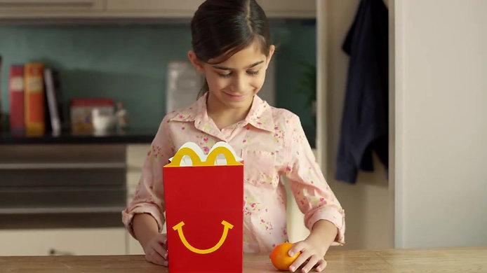 McDonaldsCutiesSurpriseCommercial