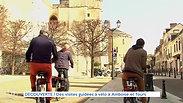 visite de Tours et d'Amboise à vélo