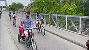 visite de Tours à vélo