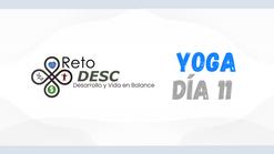 Yoga Desc día 11