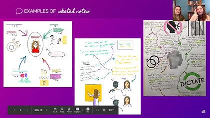 Grab N' Go #3: Doodle Notes & Sketch Notes