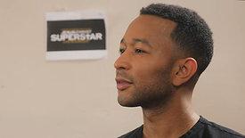 John Legend Surprises Drama Club...