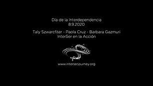 3. Taly Szwarcfiter (Uruguay Brasil), Barbara Gazmuri (Brasil) y Paola Cruz (Chile)