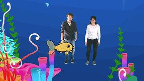 Fritzi und die Fische