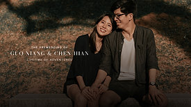 Prewedding - Guo Xiang & Chen Hian