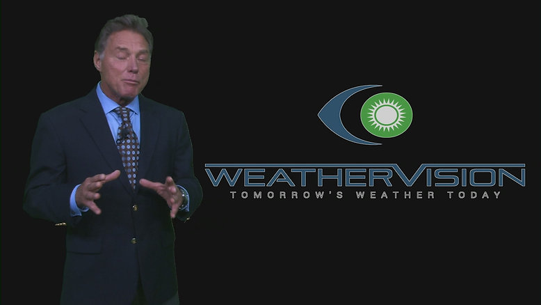 WeatherVision Website Promo