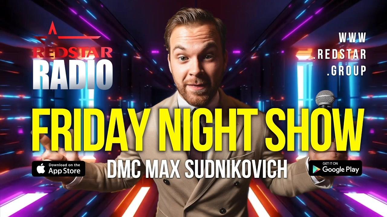 LIVE! Friday Night Show. Max Sudnikovich