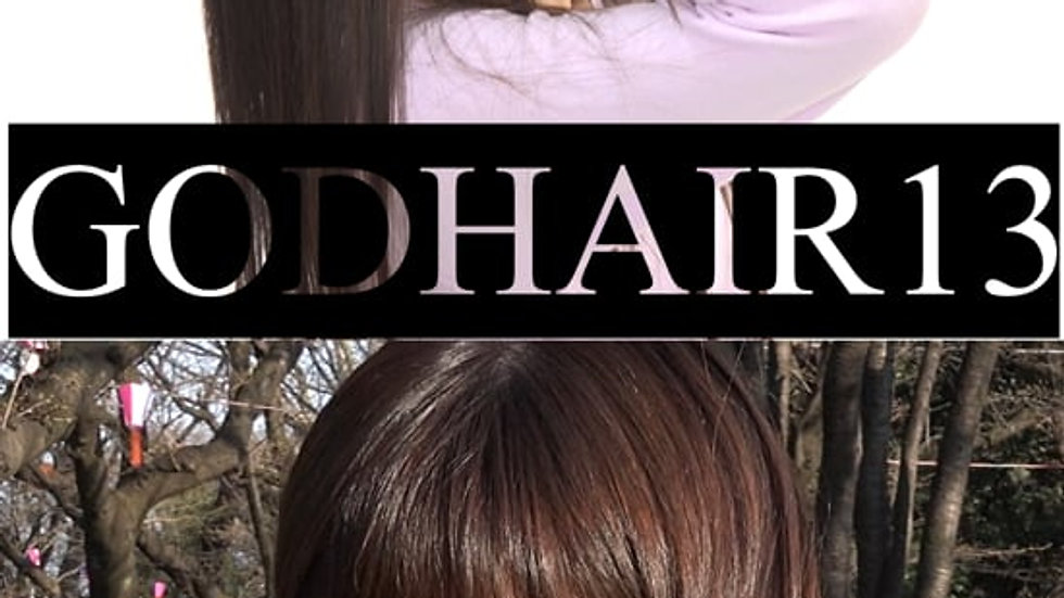 GODHAIR 13【Full HD 高画質】