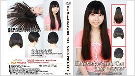 hairmake&Haircut 西原千架子