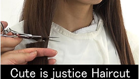 Cute is justice Haircut _DL