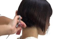 Haircut mariko ClassicalBob【fullHD】
