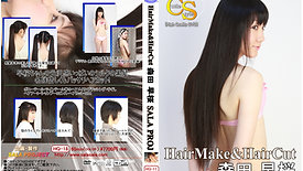 f_Hairmake&Haircut 森田 早桜【fullHD】
