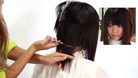 【HQ-37】Hairmake&HairCut MASORA KANAE 【fullHD】