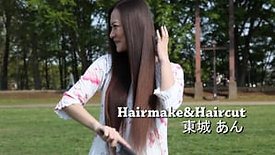 HQ-29 Hairmake&HairCut 東城あん【fullHD】