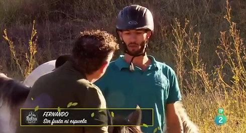 Paddock Paradise Ronda on TVE