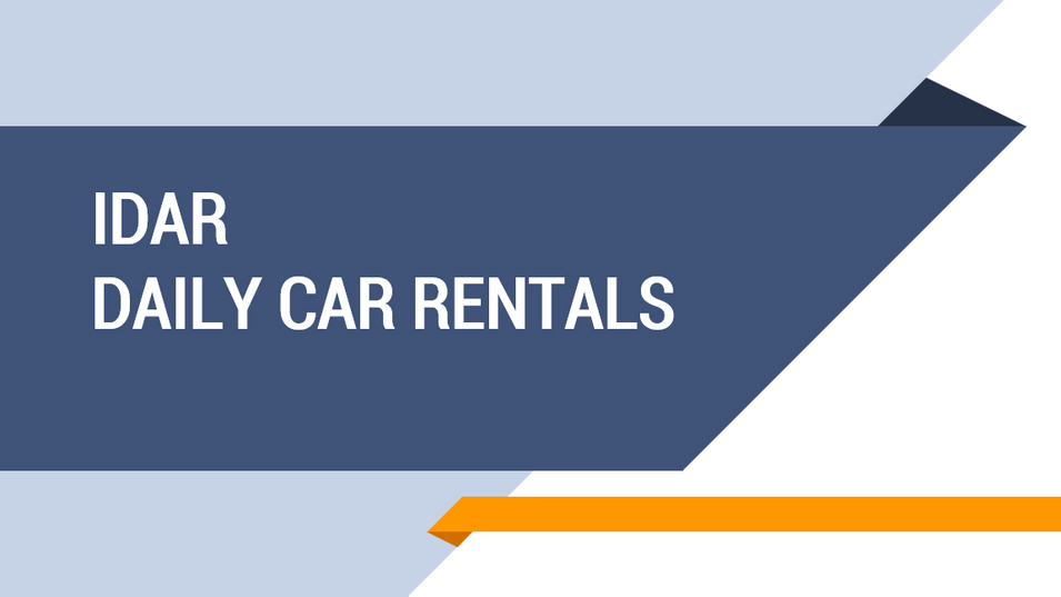 The Benefits of Daily Car Rentals and Loaners
