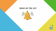 Sound of The Day