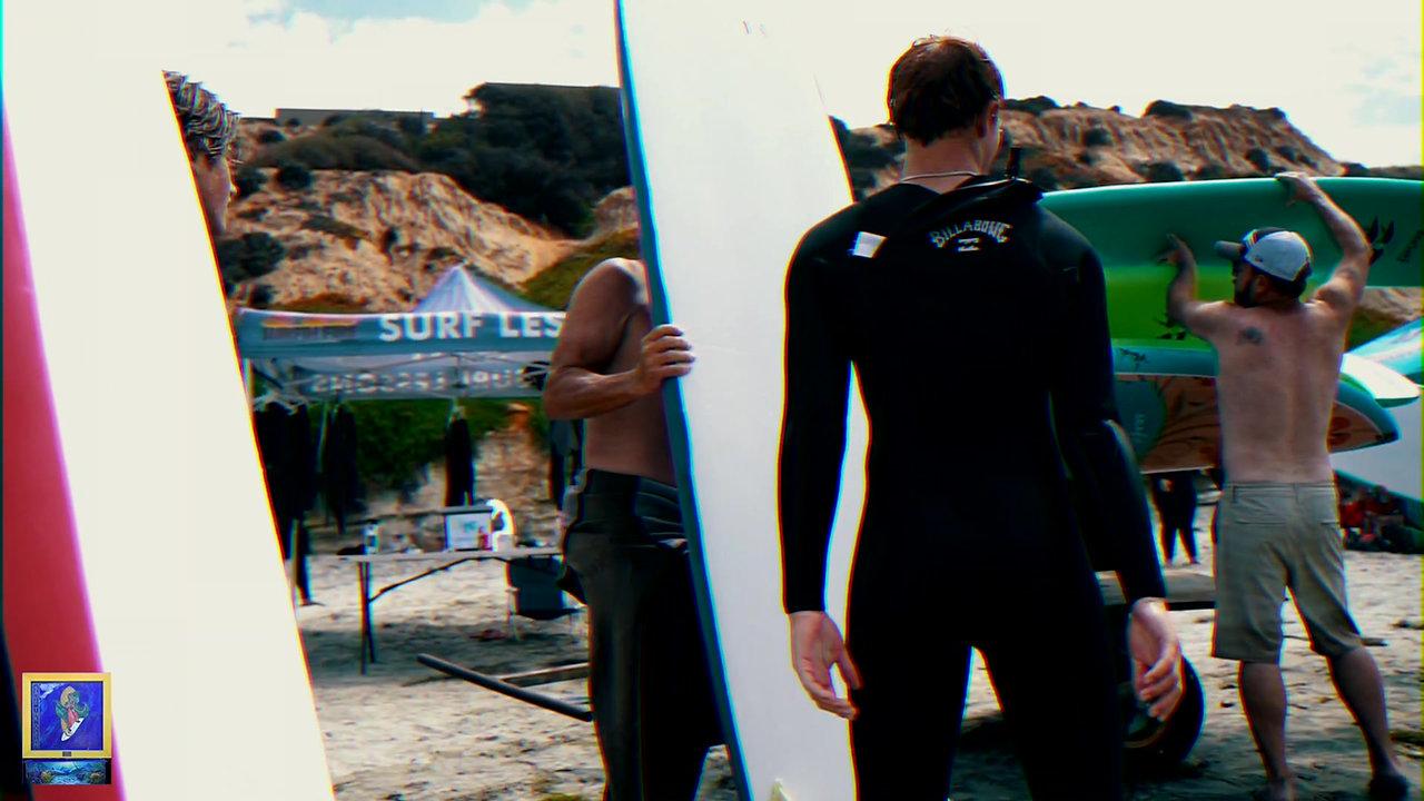 Special Needs Surf Camp 2021 by Tucker Allen