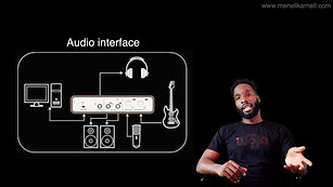 Step 1 - Building your home studio